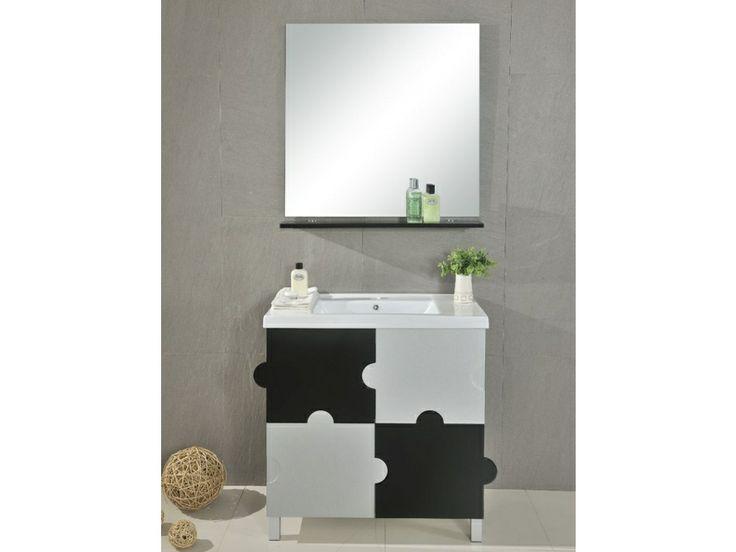 47 best Salle de bain images on Pinterest Bathroom, Bathrooms and