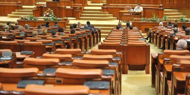 Parlamentarii au făcut, în cele trei luni de activitate, de la preluarea mandatului, aproximativ 80 de cereri de concediu de odihnă, plătit din bugetul instituției.
