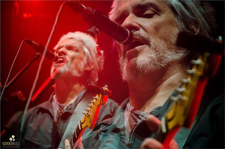 La Trastienda de Montevideo, Roberto Pettinato, ex saxofonista de Sumo, quien junto a su banda exhibieron un show enteramente sobre la obra de Sumo