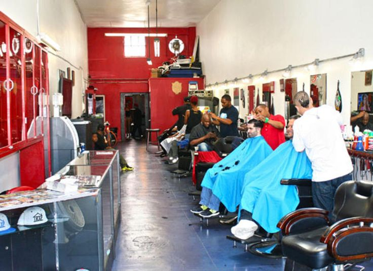 Legends Barbershop (Los Angeles, CA)