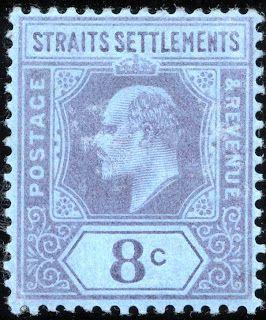 Straits Settlements 1902 (April-03)