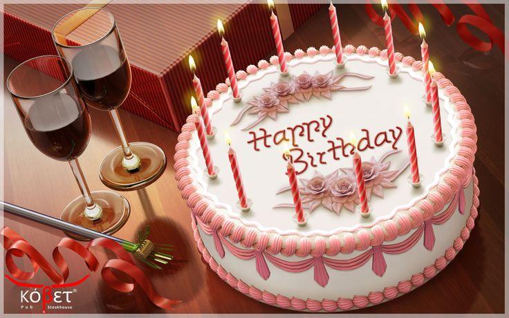 Doğum gününüzde bir hediyede Beylikdüzü KOBET Pub&Steakhouse 'dan! Doğum günü kutlamalarına özel %30 indirimler sizi bekliyor...  Rezervasyon: 0212 777 38 08  www.kobet.com.tr  #doğumgünü #happybirthday #parti #party #etkinlik #kampanya #kutlama #kobet #pub #steakhouse #istanbul #beylikdüzü #turkey