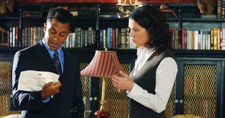 Yanic Truesdale (Michel) tells Us Weekly exclusively that the 'Gilmore Girls' revival will definitely reveal the four final words that creator Amy Sherman-Palladino has long teased about