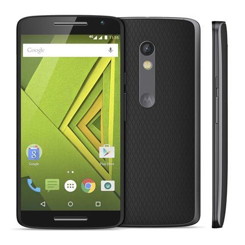 Ponto Frio Smartphone Moto X Play 32GB XT1563 Preto com 4G, 32GB - R$1349 em 10x