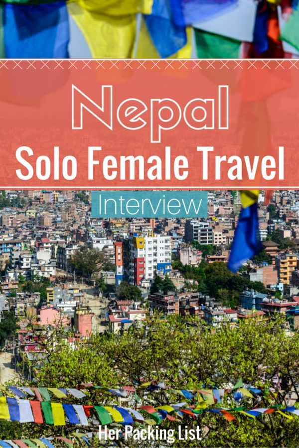Celina shares her experience of solo female travel in Nepal. She loved the natural beauty and the warm people who helped her as she traveled alone in Nepal.