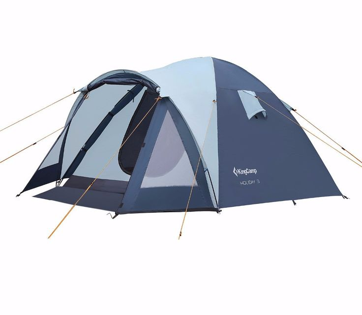 Large 3 - 4 Person Tent tourist tent camping family tent