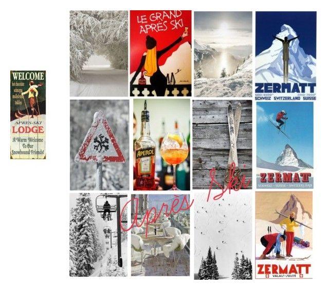"""apres ski"" by bettinaburud on Polyvore"