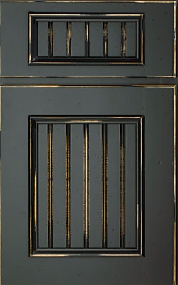 St. Thomas Maple In Carriage Black Heirloom