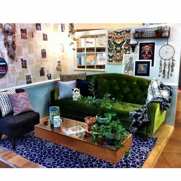 Delightful Ava Velvet Tufted Sleeper Sofa
