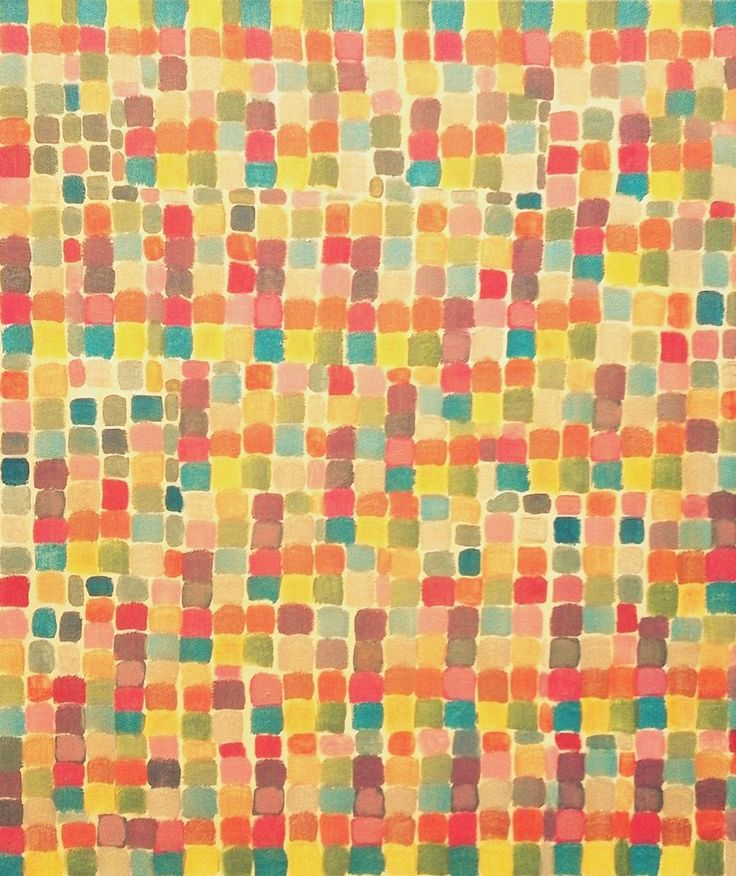Opus Tessellatum (Pintura),   cuadro original, #Acrílico sobre #Lienzo, #comprar #cuadros. #Abstractart #Abstractpainting - 50x60 cm.
