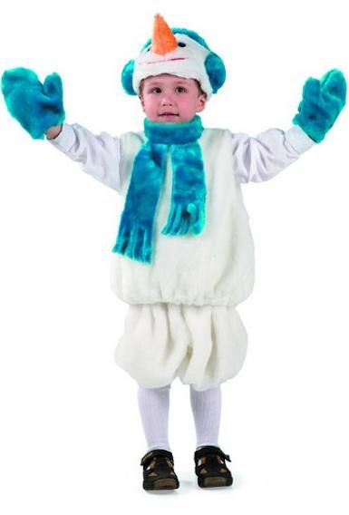 костюм снеговика фото новогодний | Фотоархив