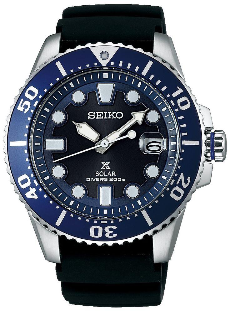 Best 25 seiko solar ideas on pinterest watches for men - Best seiko dive watch ...