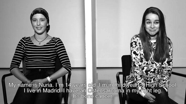 Las respuestas de estos jóvenes con cáncer os va a cambiar el modo de ve...