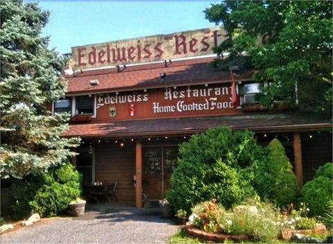 Edelweiss - Authentic German Food - Staunton, Virginia - The have everything... Great food, lederhosens, and an accordian!