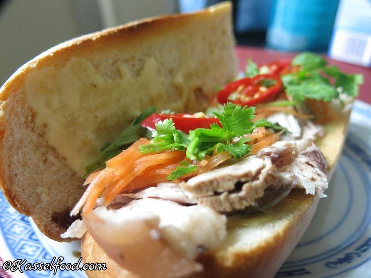 Banh Mi, Vietnamesisches Sandwich