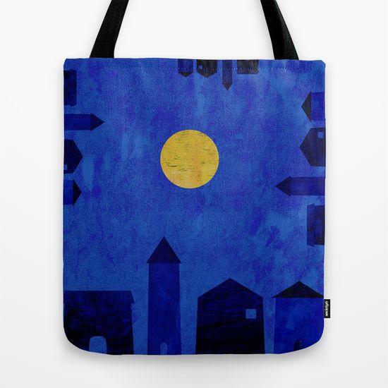 The same sky Tote Bag by Inmyfantasia