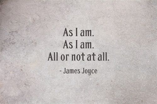 james joyce quotes - Google zoeken