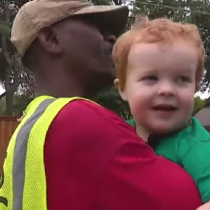 Pin for Later: A Little Boy Throws a Party to Say Goodbye to the Family Garbage Man