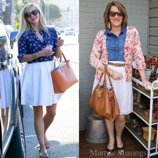 Quirky Fabulous Over 50: Fabulous Frugal Fashions For Women Over 50