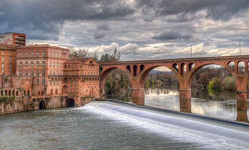 Albi - A UNESCO World Heritage Site, this town rests peacefully along the Tarn River, inviting relaxed exploration via foot or barge.