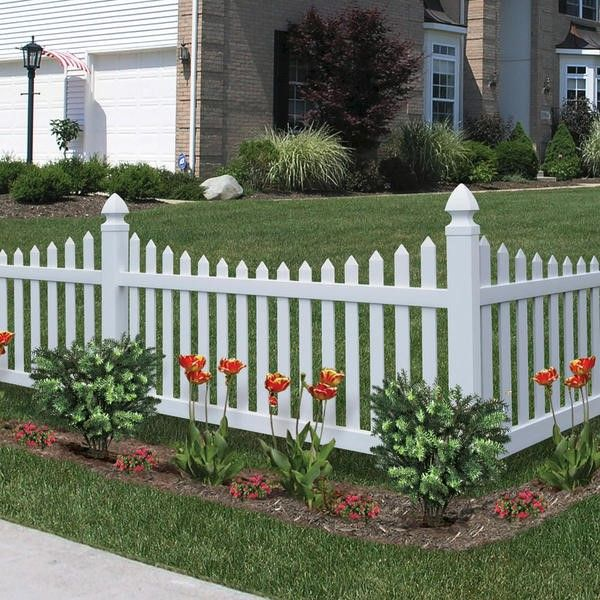 28 best Pvc Fence images on Pinterest | Vinyl fencing, Picket fences Fence And Gates Home Designs Ta E A on