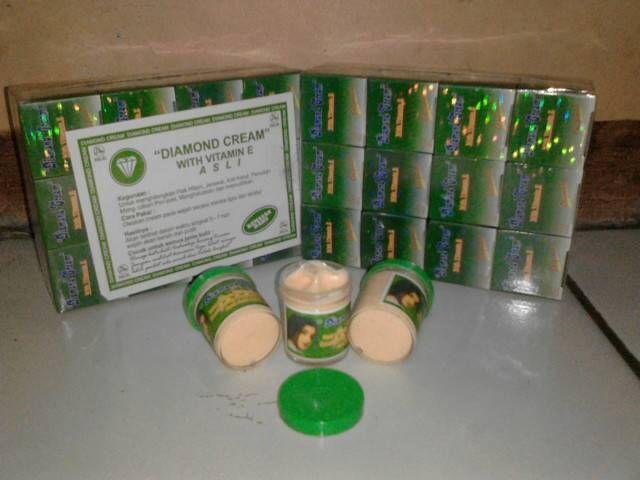 Terjual Cream Diamond Pemutih Wajah Asli Original Pemutih Wajah Kota Makassar