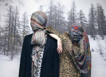 Faliero Sarti - all AW13 scarves in sale
