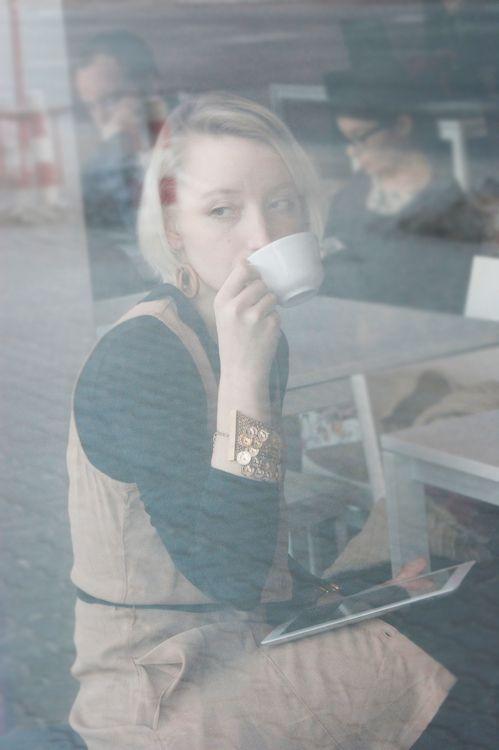 Coffee, milk and sugar. http://thecarolinasbook.net/coffee-milk-and-sugar/