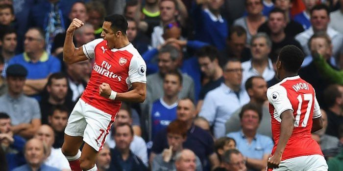 Video: Arsenal 3-0 Chelsea 'On the whistle' | Arseblog News - the Arsenal news site