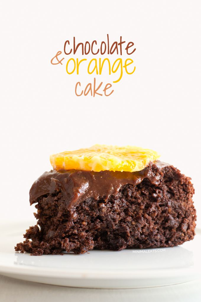 Chocolate Orange Cakes on Pinterest | Chocolate Orange, Orange Cakes ...