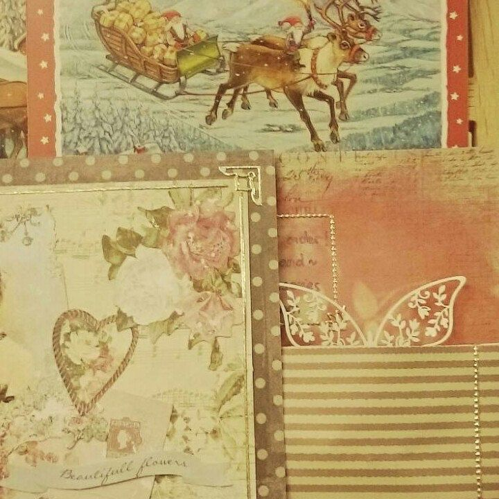 Items with the Thank you notes plus Merry Christmas cards are ready to be shipped to my customers in this Greeting season 2015. Thank you all for your supporting :).