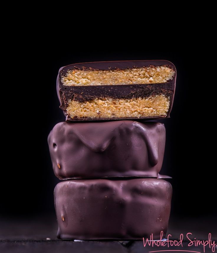 Not Quite A Kit Kat.  Simple and delicious!  Free from gluten, grains, egg and refined sugar.  Enjoy!
