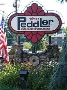 The Peddler, Gatlinburg TN. Best steak anywhere!!