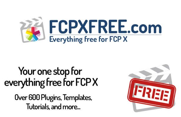 Free! Seven Hundred Plus Free Final Cut Pro X Plug-Ins, Templates & Other Resources, Courtesy of CoreMelt's Roger Bolton. - http://blog.planet5d.com/2016/01/free-seven-hundred-plus-free-final-cut-pro-x-plug-ins-templates-other-resources-courtesy-of-coremelts-roger-bolton/