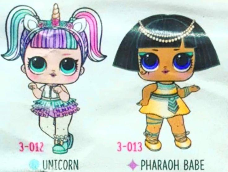 273 best lol dolls images on Pinterest