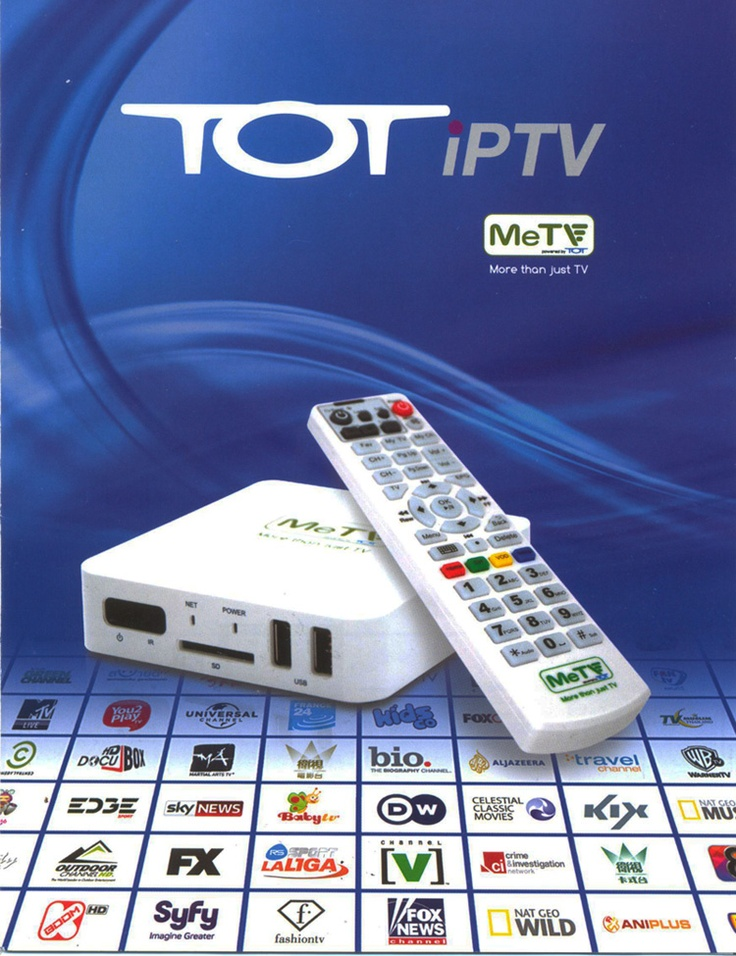 TOTiPTV: Wireless Android-powered Internet Protocol TV (IPTV) set-top box