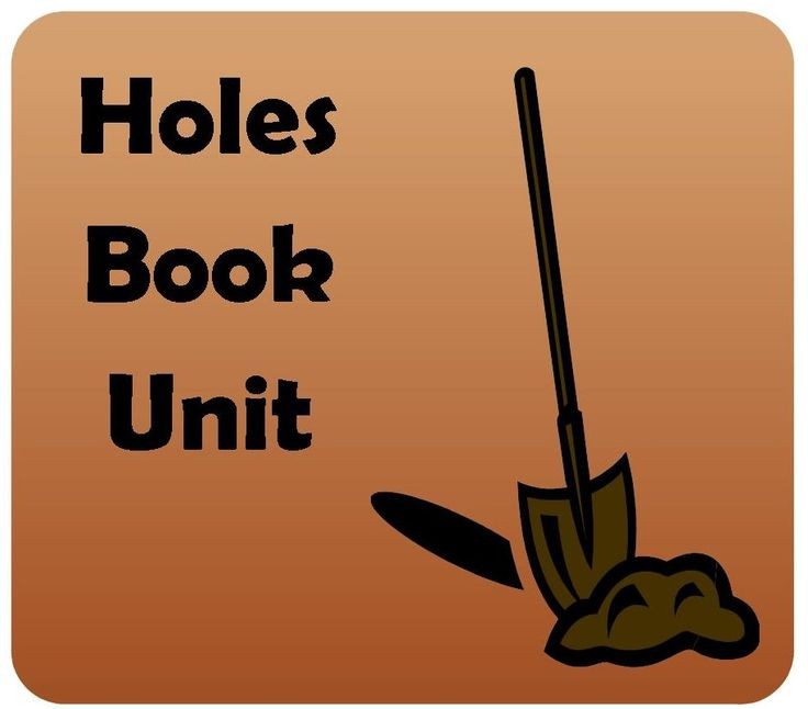 essay holes book Published: tue, 02 may 2017 introduction 'hole' is a novel written by louis sachar and has already won newbery medal the plot of the novel is about the life of multiple characters and a leading character with whom the whole story of the novel is linked.