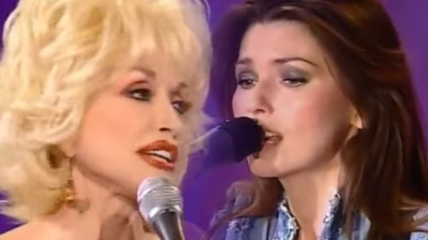 Country Music Lyrics - Quotes - Songs Dolly parton - Dolly Parton feat. Shania Twain - Coat Of Many Colors (VIDEO) - Youtube Music Videos http://countryrebel.com/blogs/videos/15375783-dolly-parton-feat-shania-twain-coat-of-many-colors-video