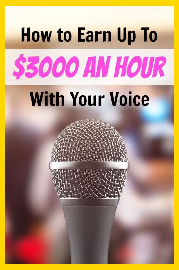 Pin On Voice Over Jobs
