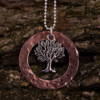 The Silver Maple Necklace