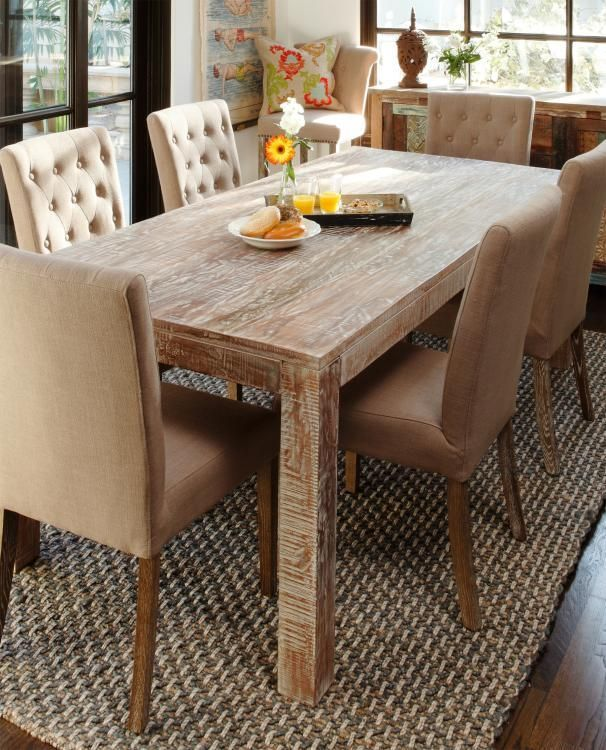 So Super Cool! Available In Or I Think You Could Use Any Chair With It!  Found It At Wayfair   Hampton Dining Table