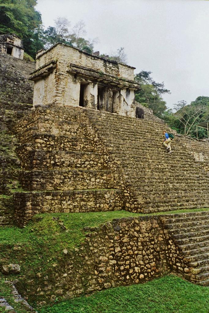 Bonampak - Maya archaeology site - Chiapas, Mexico
