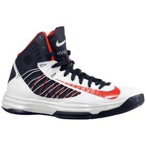 Nike Hyperdunk + Sport Pack - Men\u0027s - Basketball - Shoes - White/University  Red