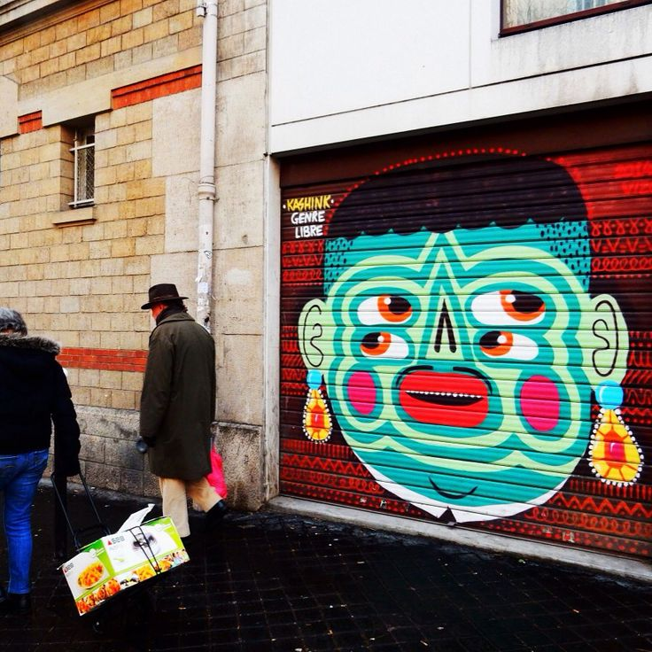106 best tokidoki kashink images on pinterest graffiti for Paris libre