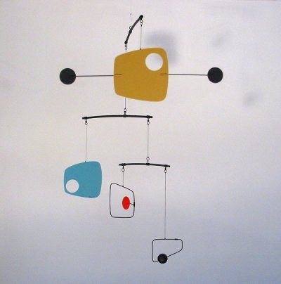 """""""Quiet Ending"""" - hanging mobile by Unigami"""
