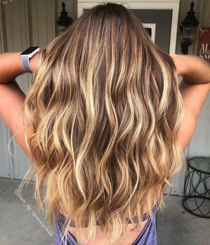 20 Light Brown Hair Looks And Ideas In 2019 Cute Hairstyles Hair