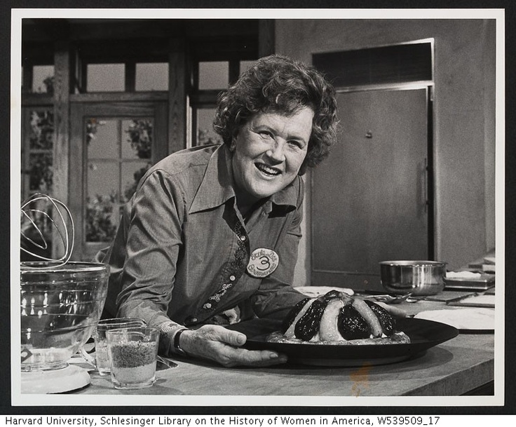 Pin by sherry andrews on 50 years ago 1963 stuff pinterest - Julia child cooking show ...