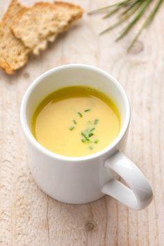Lekker recept voor soep! Wortel-bloemkoolsoep met curry en kokos.