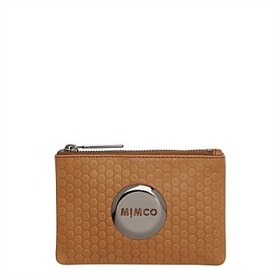 Flashback Mim Pouch by Mimco. Mimco's pouches and travel wallets are definite must haves! #mimcomuse