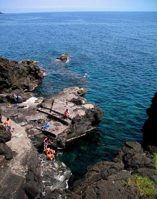 Ognina (Catania) Sicily, Italy
